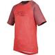 IXS Progressive 8.1 maglietta a maniche corte Bambino rosso